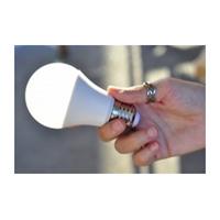 Переделать энергосберегающую лампу в светодиодную