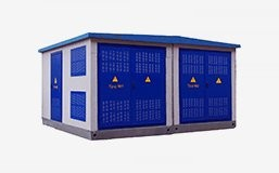 Комплектные трансформаторные подстанции КТП, БКТП